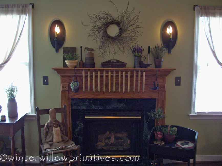 Winter Willow Primitives ~ Under The Willow ~: ~ Summer ...