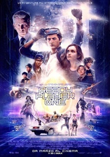 Jogador Nº 1 (Ready Player One) (2018) Dual Áudio – Download Torrent