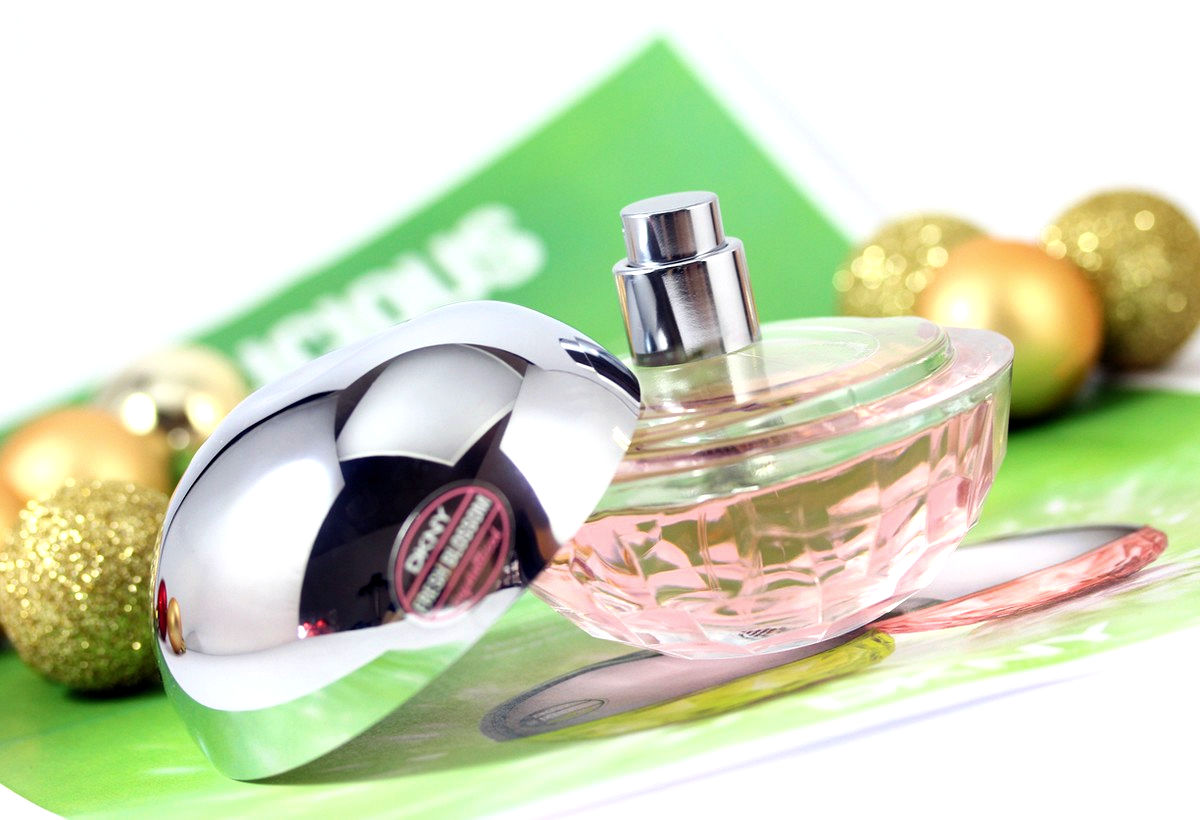 Favorite Fragrances Of The Moment Dkny Fresh Blossom Crystallized