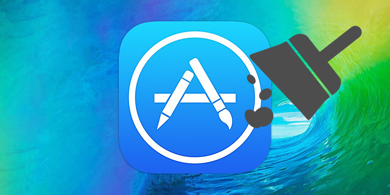 How to Clear App Store Cache
