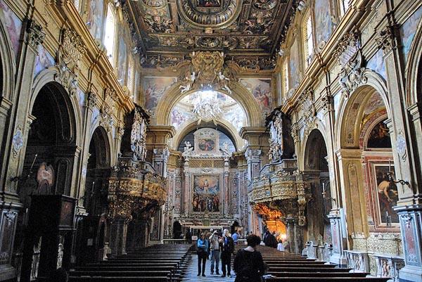chiesa napoli