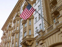 US Embassy Moscow
