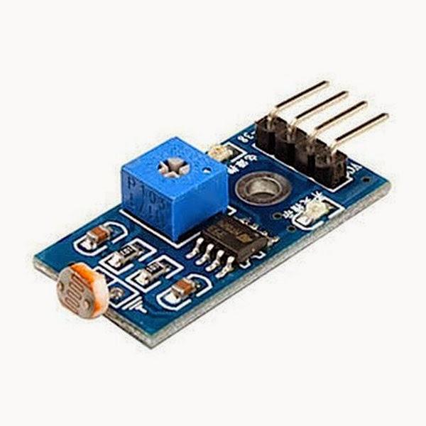 Módulo sensor de luz LDR