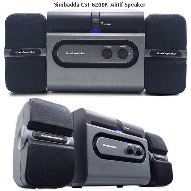 Harga Speaker Simbadda CST 6200N Aktif