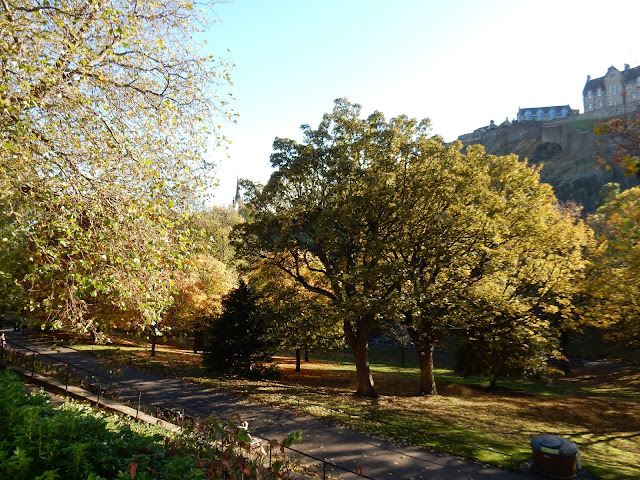 Princess Street Park, Edimburgo, Escocia, Scotland,  Elisa N, Blog de Viajes, Lifestyle, Travel