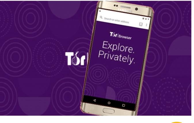 تحميل أفضل متصفح Tor Browser للأندرويد وكن أول من يستخدمه
