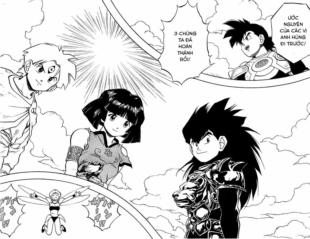 Dragon Quest: Emblem of Roto chapter 31 trang 13
