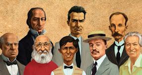 MAESTROS DE AMÉRICA LATINA: Serie que narra la vida y obra de ocho pedagogos trascendentales para la historia de la educación latinoamericana