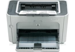 Image HP LaserJet P1505n Printer Driver