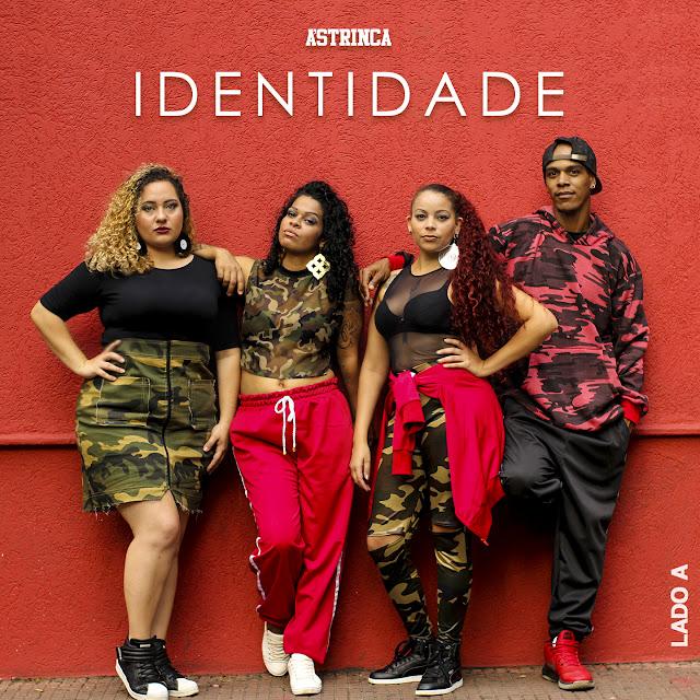"""A's Trinca lança o disco """"Identidade – Lado A"""", seu mais novo trabalho nesta sexta-feira (15)."""