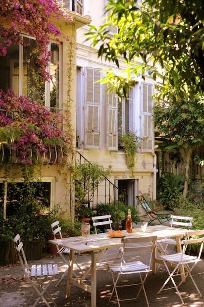 outdoor dining & parties part