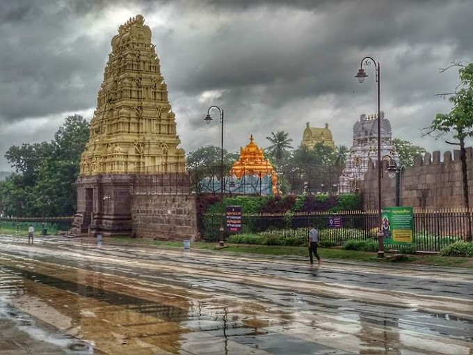 Srisailam-An Amazing Temple in Nallamala Forests