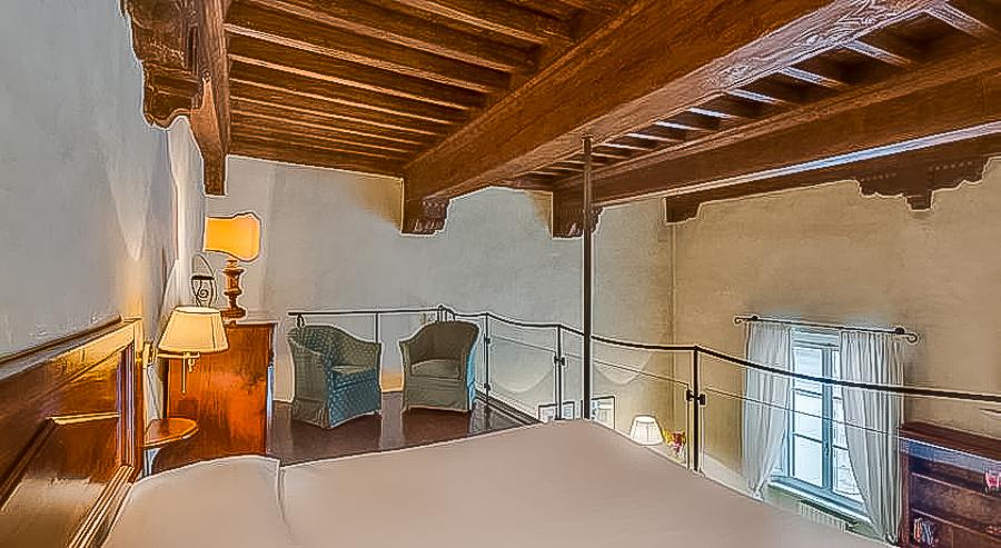 Palazzo Salviati Verdi Apartment