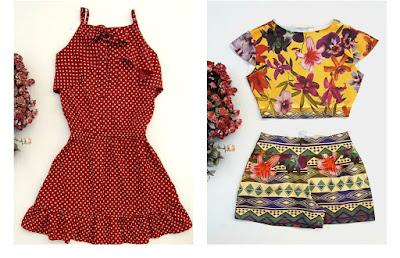 Fornecedores de moda do Sul