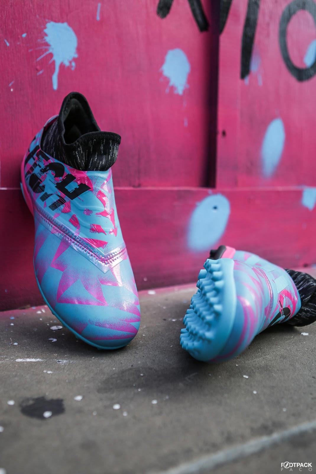 diseño atemporal adecuado para hombres/mujeres mejor selección de First-Ever Adidas Glitch Turf Boot Skins Released - cheap soccer ...