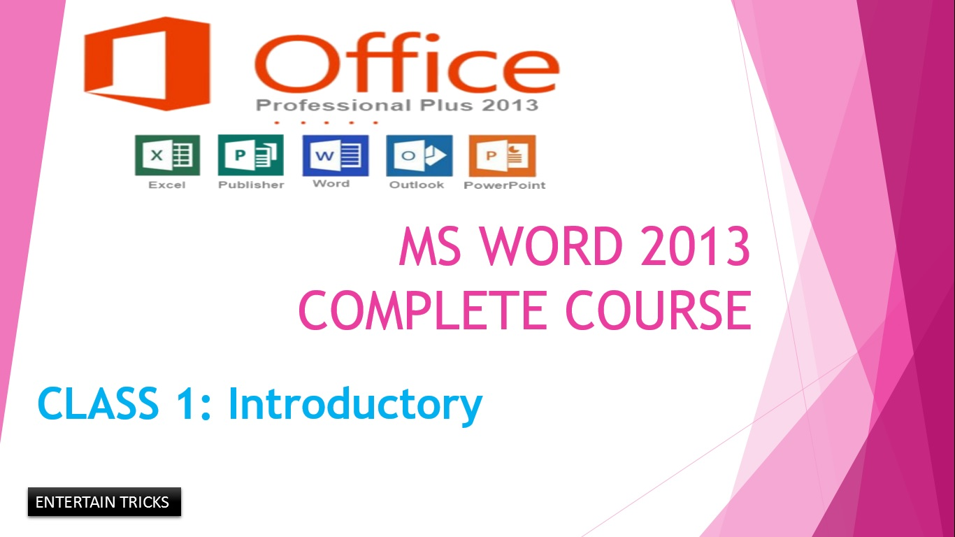 Learn ms word 2013 tutorial class 1 introductory microsoft learn ms word 2013 tutorial in urdu class 1 introductory microsoft office 2013 baditri Images