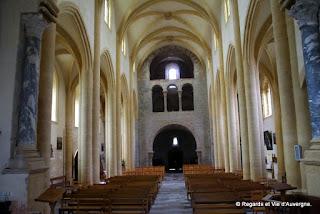 Eglise saint-Sébastien de Manglieu, puy-de-dôme