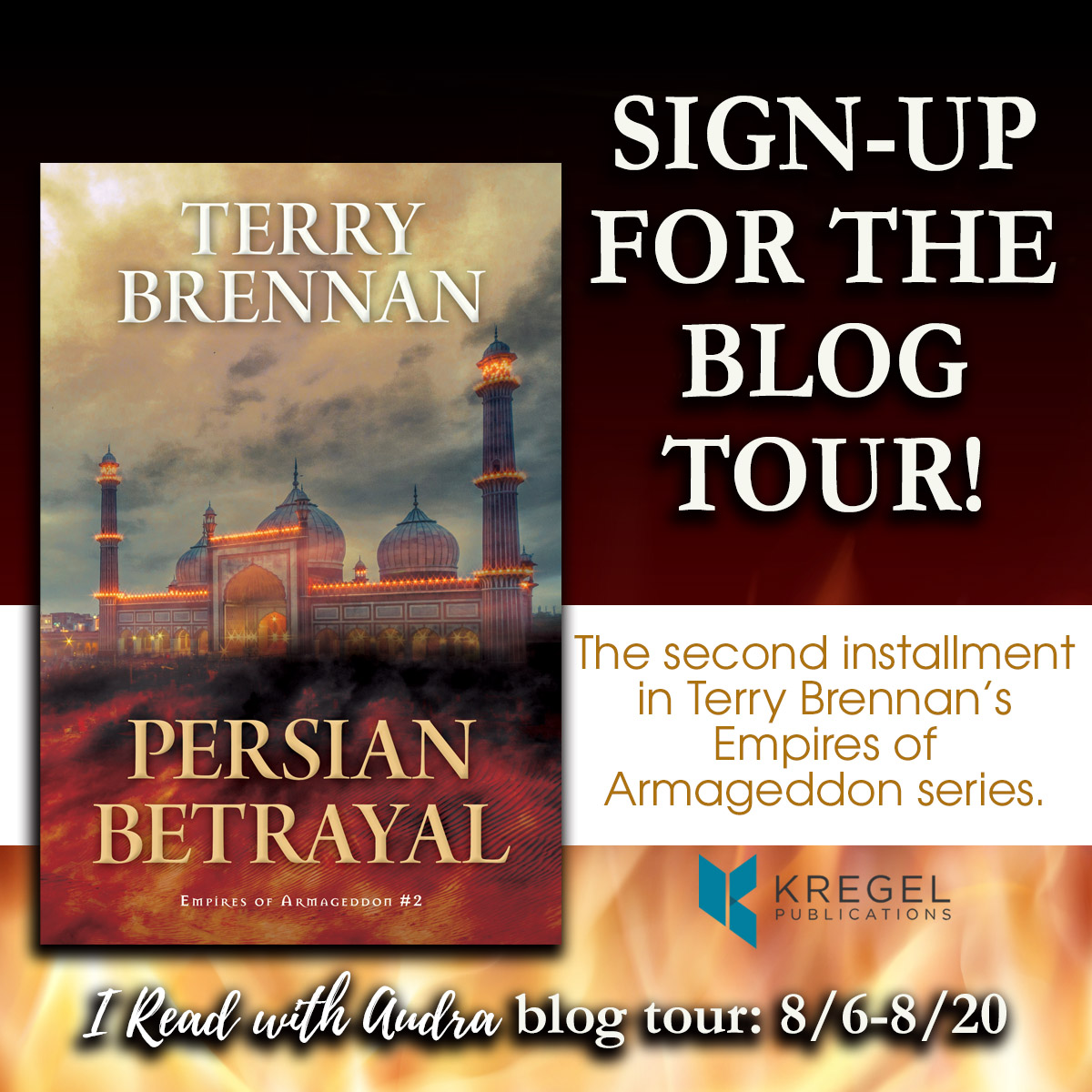 Sign-ups are now open for Persian Betrayal!