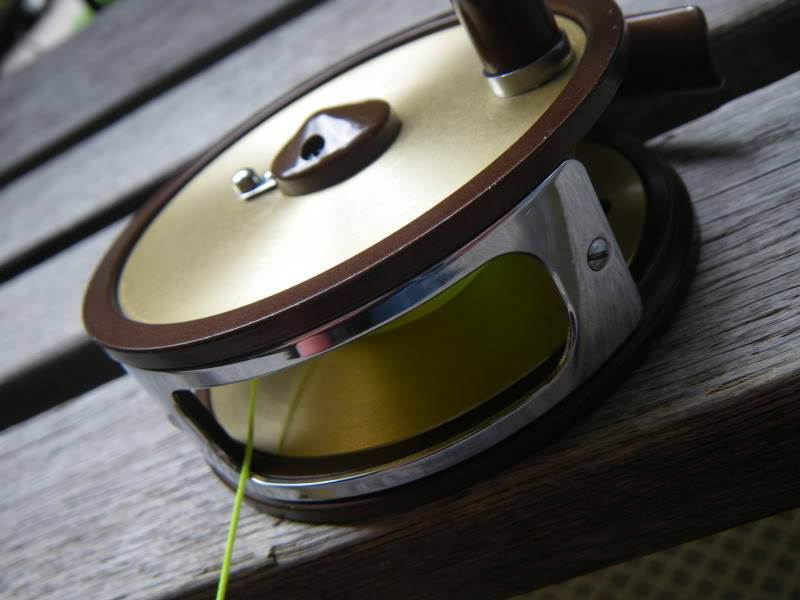 The Smallmouth Fly Box: Vintage Browning 5230 Reel