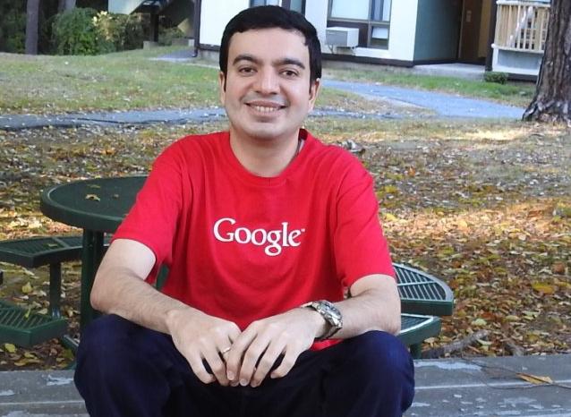 Lo que le pagó Google al joven que tuvo su dominio por un minuto