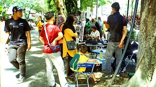 The Street Scene, Konica Genba Kantoku 28WB 04