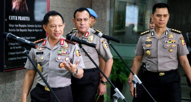Polri Habiskan Rp 76 Miliar untuk Pengamanan Aksi 411 dan 212