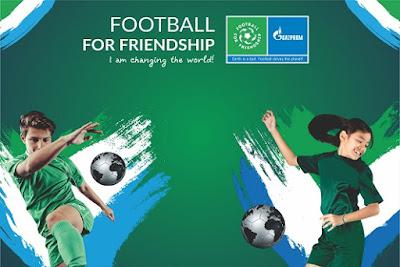 Moscou receberá 1500 crianças em junho em evento do Futebol pela Amizade