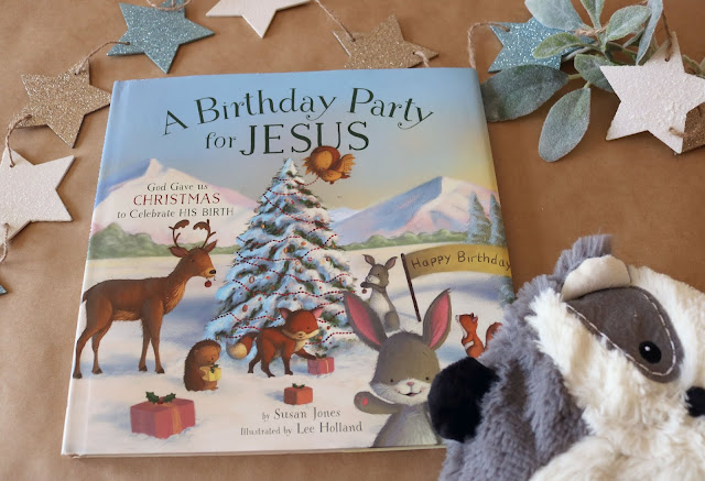 Birthday Party for Jesus