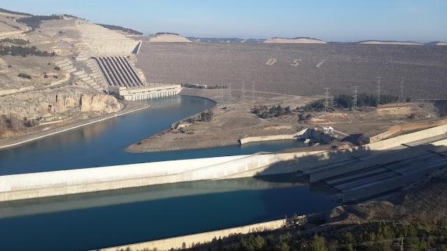 Atatürk Barajı için kuraklık tehlikesi