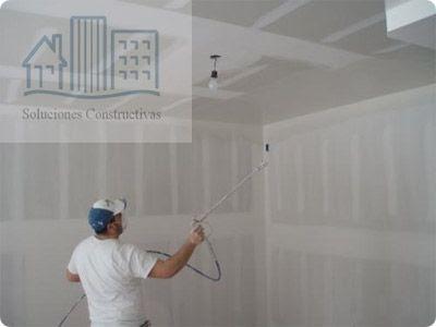 Trabajos en Drywall en Chimbote – DHL DRYWALL