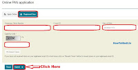 how to apply pan card online process