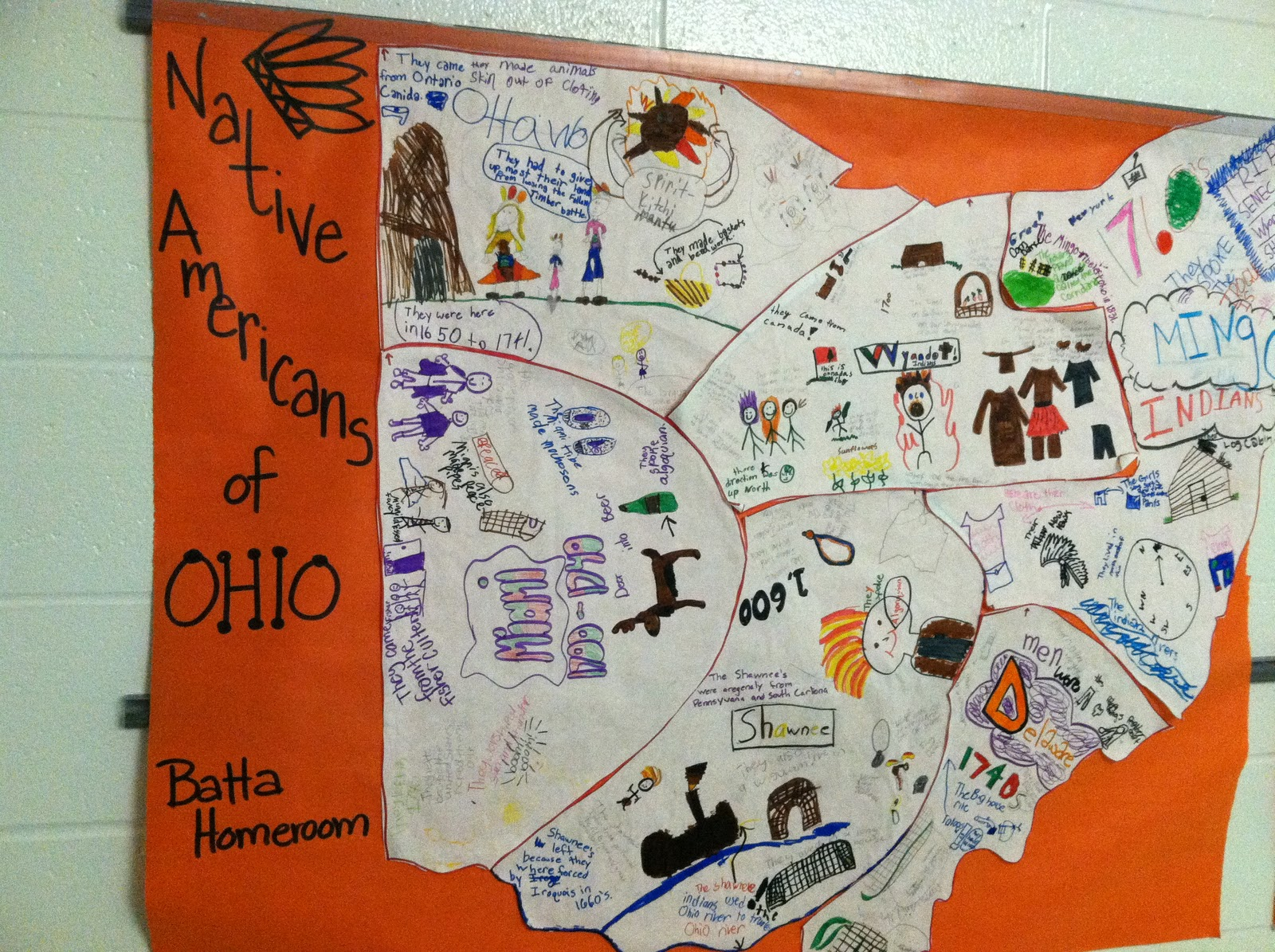 Readlearnteachlife Ohio S Native Americans