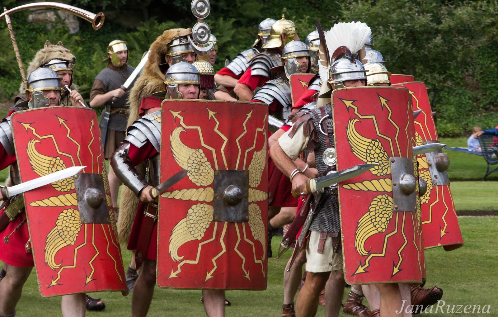 What was life like in the Roman army?