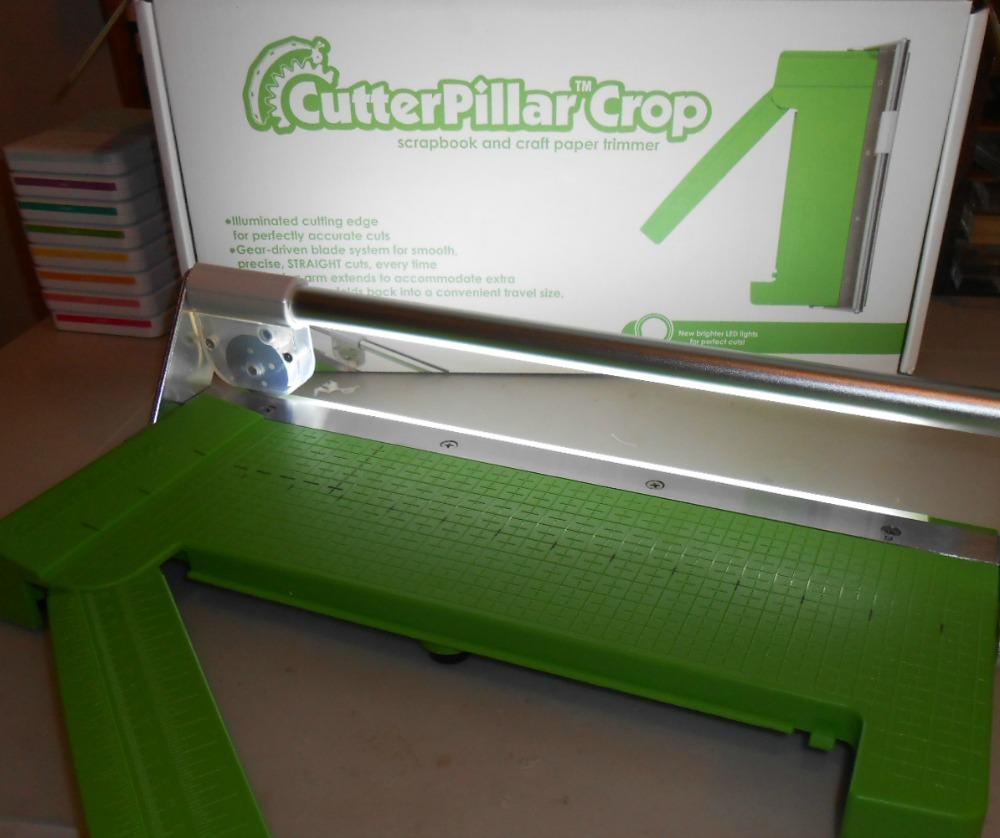 CutterPillar Crop Trimmer w//Tote Bundle