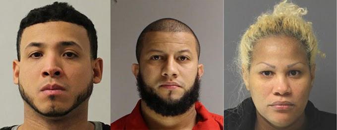 Dominicanos lideraban banda de narcos que traficaba heroína y cocaína en Pensilvania