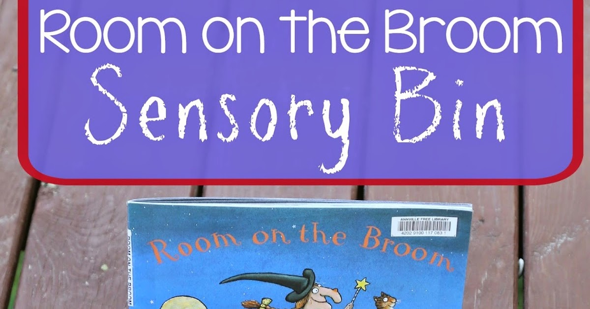 Room On The Broom Sensory Bin Still Playing School