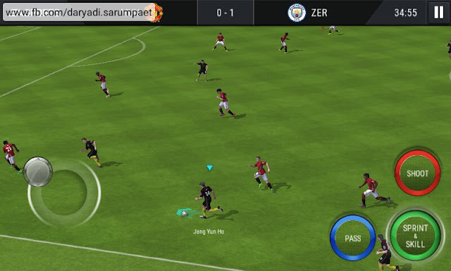 fifa mobile soccer android game match screenshot 3