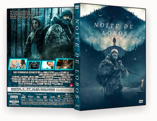 CAPA DVD – Noite De Lobos DVD-R