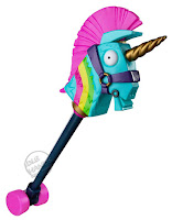 Spirit Halloween Stores Fortnite Rainbow Smash Pickaxe 01