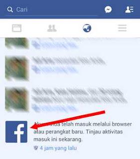 Cara Mengintip dan Mengeluarkan Pembobol Akun FB