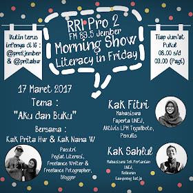 Literacy on Friday Aku dan Buku