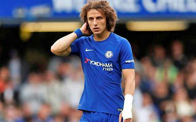 EPL: David Luiz urged to stay at Chelsea despite falling out of favour under Conte