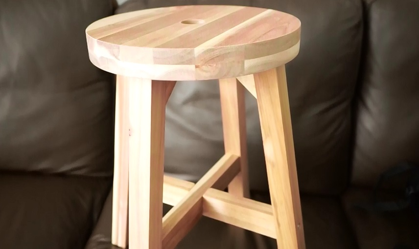 Review Ikea Skogsta Stool Invertedkb