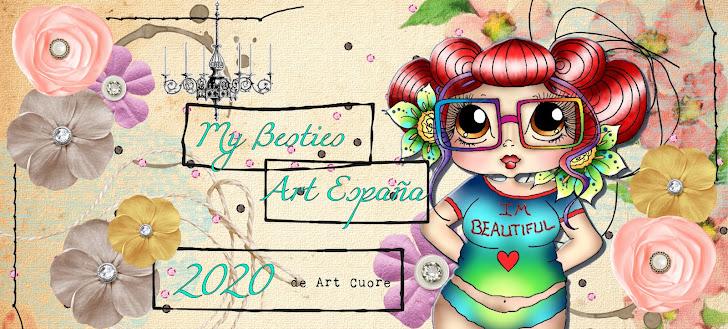 My Besties Art España Oficial Challenger