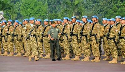 Peran Pasukan Garuda Indonesia Dalam Misi Menciptakan dan Pemeliharaan Perdamaian Dunia
