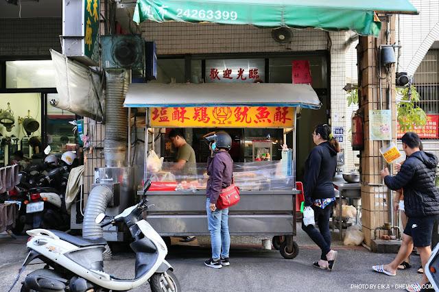MG 9929 - 水湳鹹酥雞最好吃的竟然不是鹹酥雞?水湳市場人氣炸物好涮嘴,還有超特別的炸蚵捲!