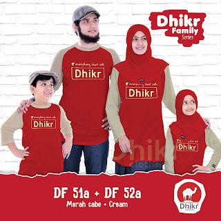 kaos dhikr family