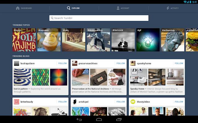 Pengguna Tumblr kini bisa dapat penghasilan dari akun Anda