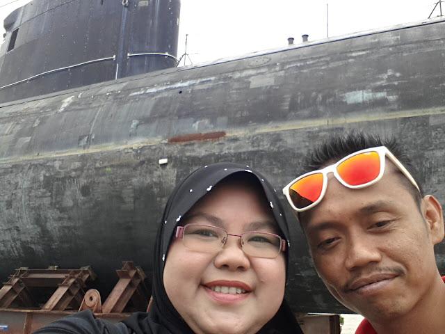 muzium kapal selam,MUSEUM SUBMARINE  PANTAI KLEBANG,