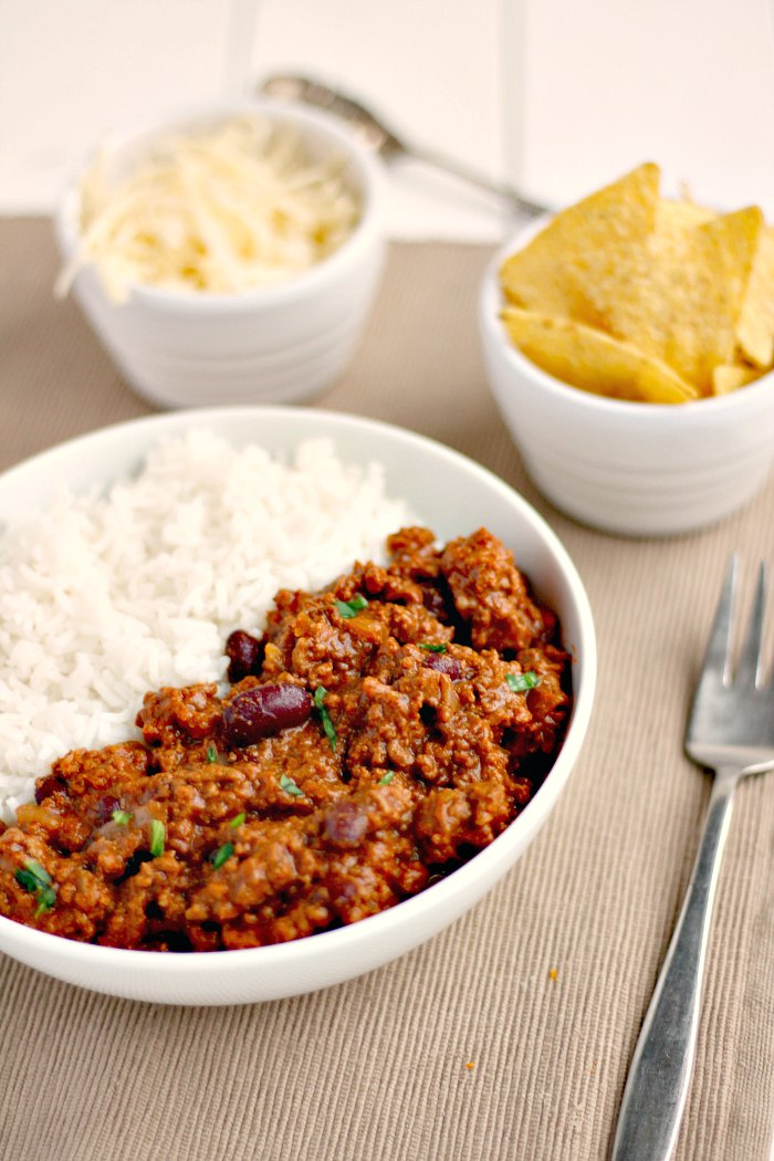 Slow Cooker Chilli Con Carne (No Browning Required)